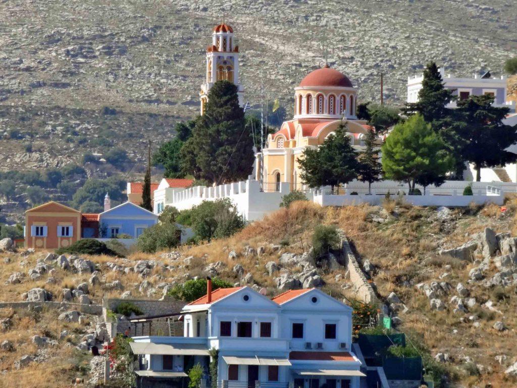 Monastère de Symi