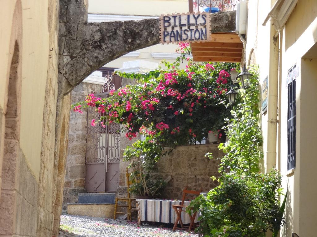 Les ruelles de la vieille ville