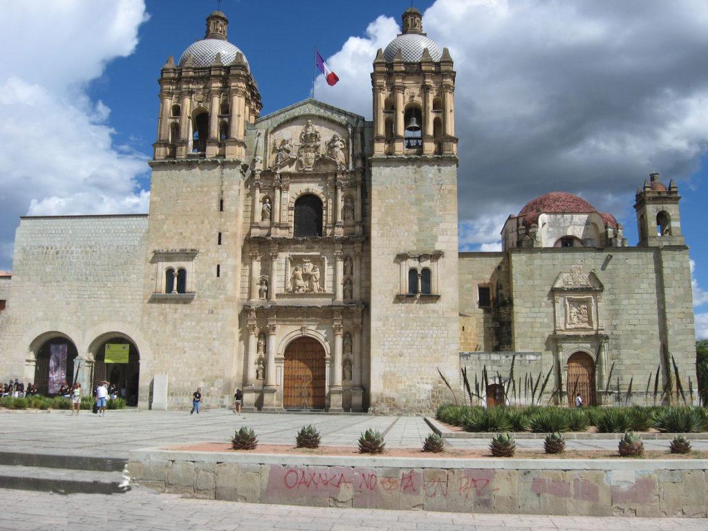 Eglise d'Oaxaca