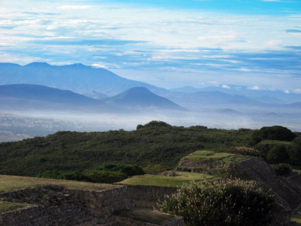 Vallée de Monte Alban
