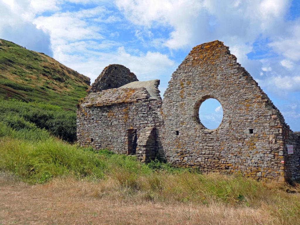 Vieille église du cap cateret