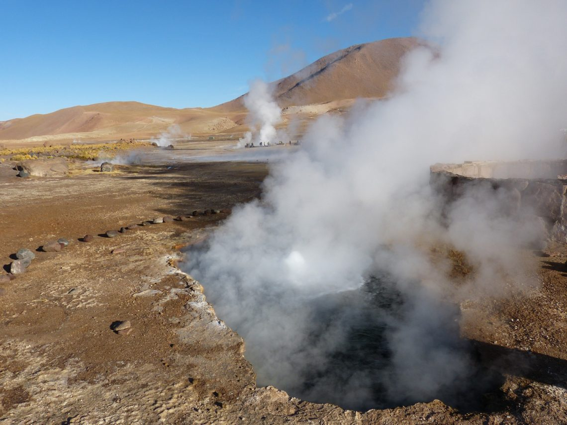 El Tatio Chili