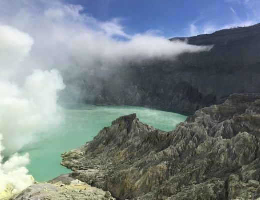 Kawah Ijen Indonésie