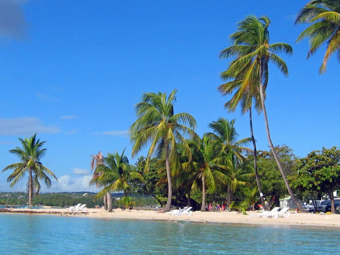 Lagon de Sainte-Anne Guadeloupe